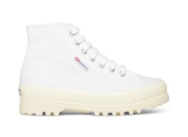 2341 Alpina Shiny Gum in White