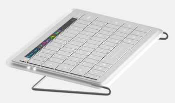 The 101Keyboard is a designer's dream, with dedicated toggle keys for Adobe creative apps.