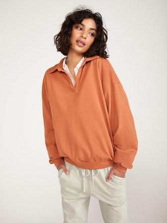 Dad Organic Cotton Sweatshirt