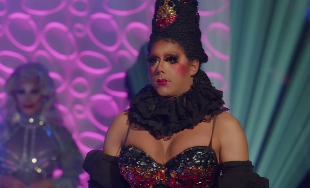 Jojo Zaho became the first queen eliminated on 'Drag Race Down Under.'