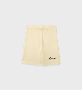 80s Fitness Biker Shorts