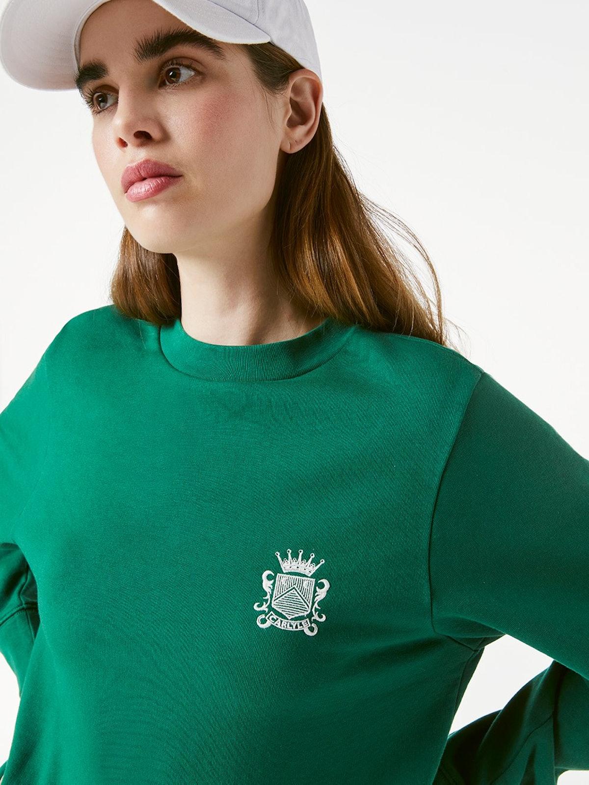 Carlyle Small Crest Sweatshirt