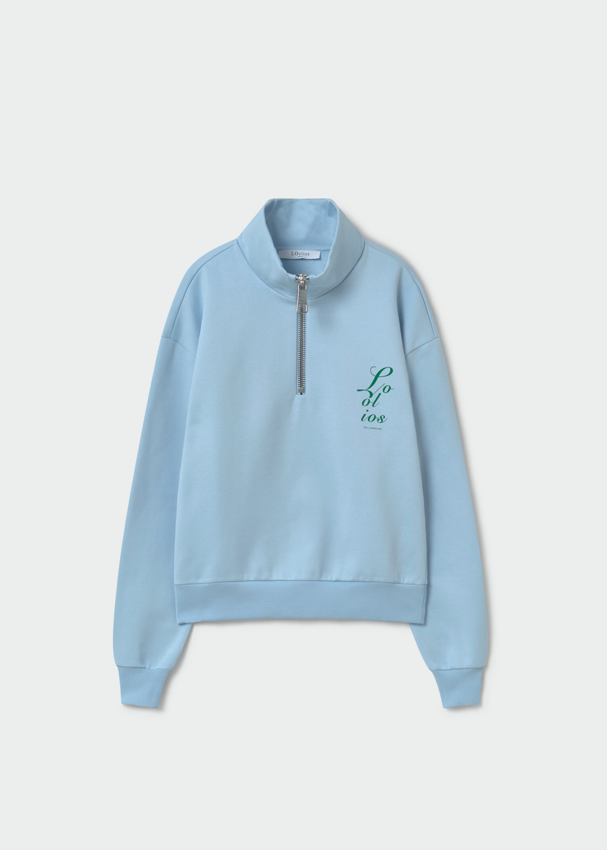 Marine Pale Blue Sweatshirt