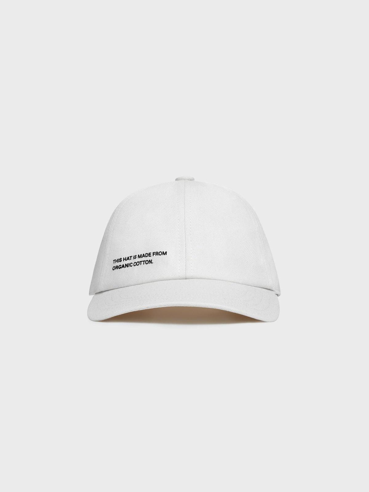 Organic Cotton Baseball Cap