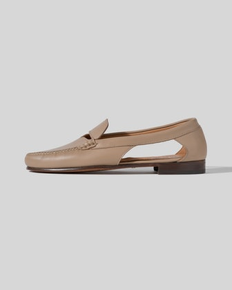 Melic Cut-Out Penny Loafer