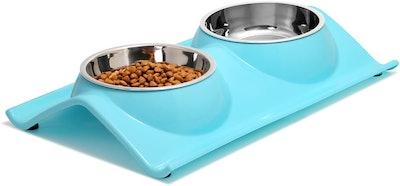 Upsky Double Cat Bowl Feeder