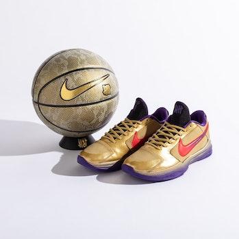 Undefeated Nike Kobe 5 Protro Hall of Fame