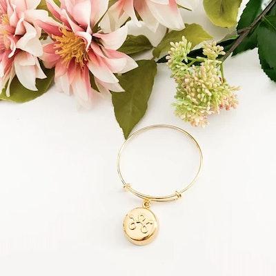 Gold Expandable Bracelet - This Bracelet Could Save Your Life™