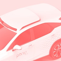 New autonomous car design sleekly integrates sensors into the roof