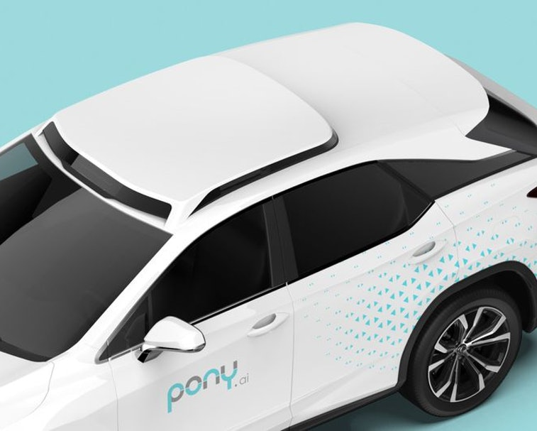 Autonomous driving company Pony.ai has unveiled a new system that integrates sensors directly into v...