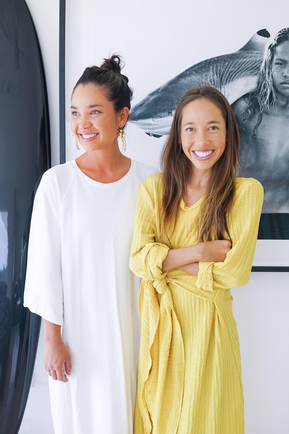 Oleema and Kalani Miller MIKOH female founders mental health
