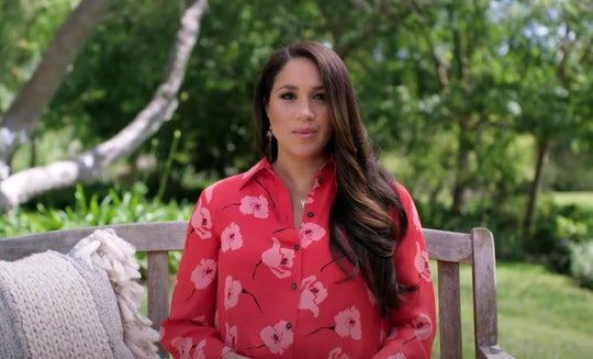 Meghan Markle talked about the importance of vaccine equity during the televised 'VAX Live!' concert...