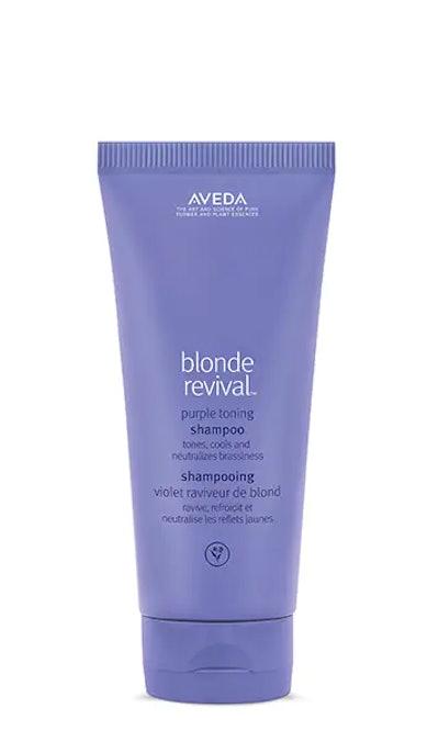 Blonde Revival Purple Toning Shampoo