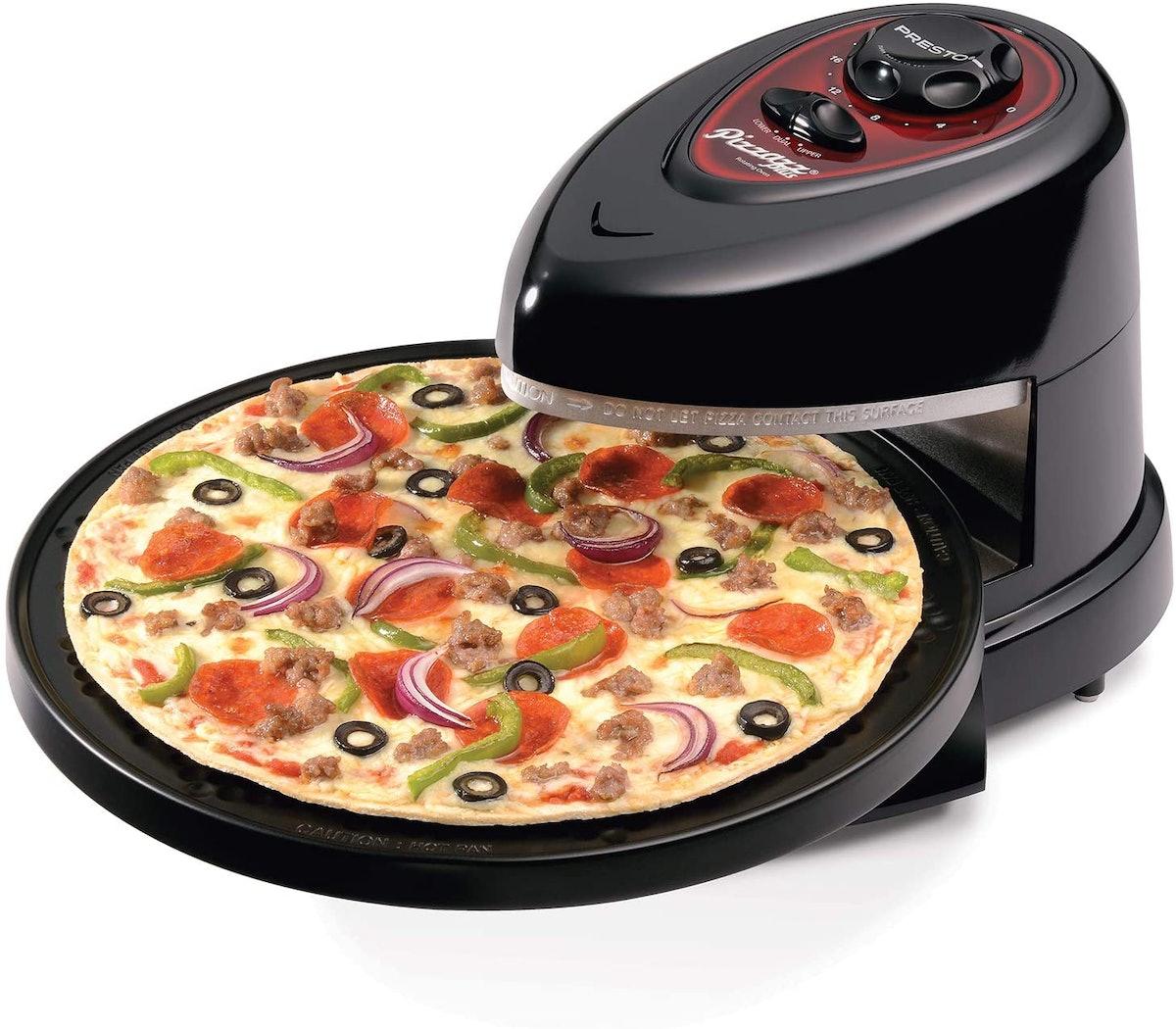 Presto Pizzaz Plus Rotating Oven