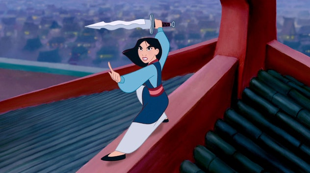 'Mulan' tells the story of a young woman looking to bring honor to her family.