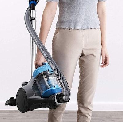 eureka WhirlWind Bagless Canister Vacuum