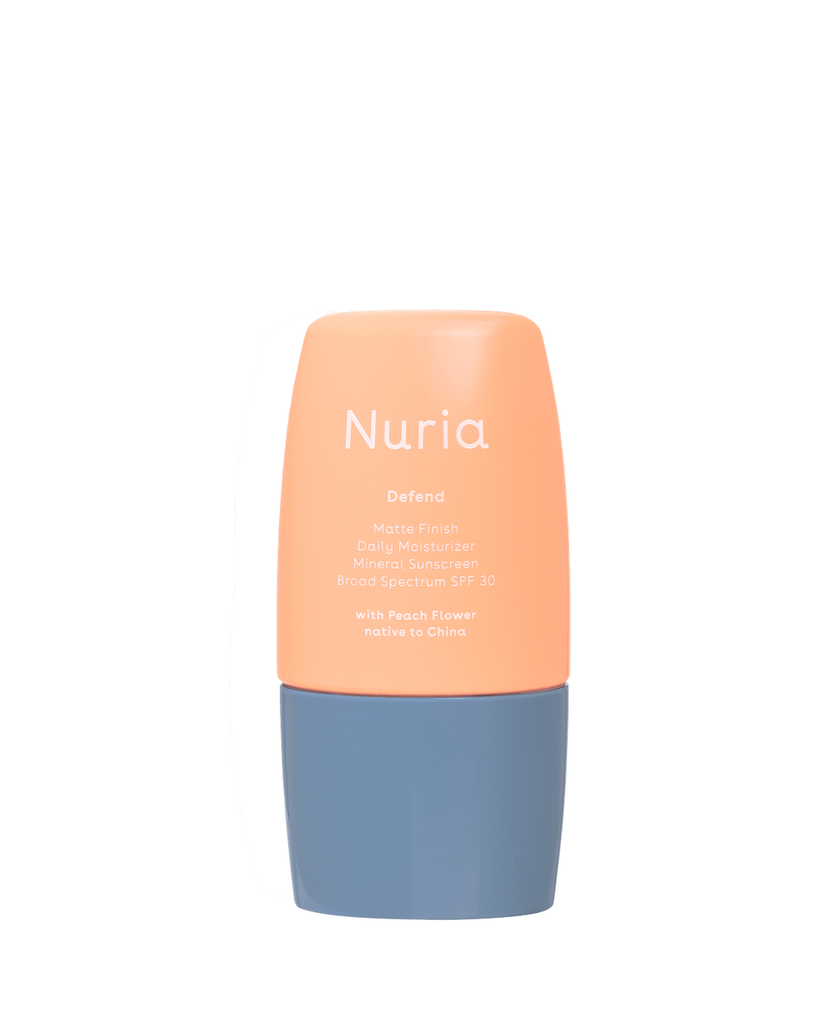 Defend Matte Finish Daily Moisturizer with All-Mineral SPF 30