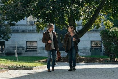 Guy Pearce and Kate Winslet in Mare of Easttown via Warner Media