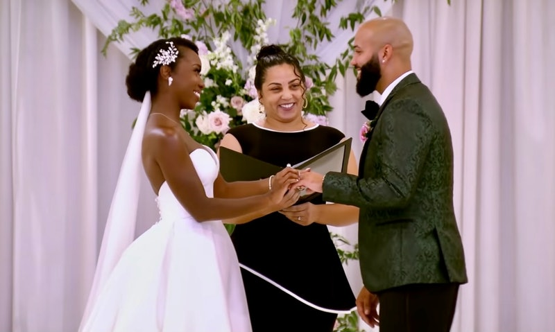 Briana & Vincent from 'Married at First Sight' Season 12