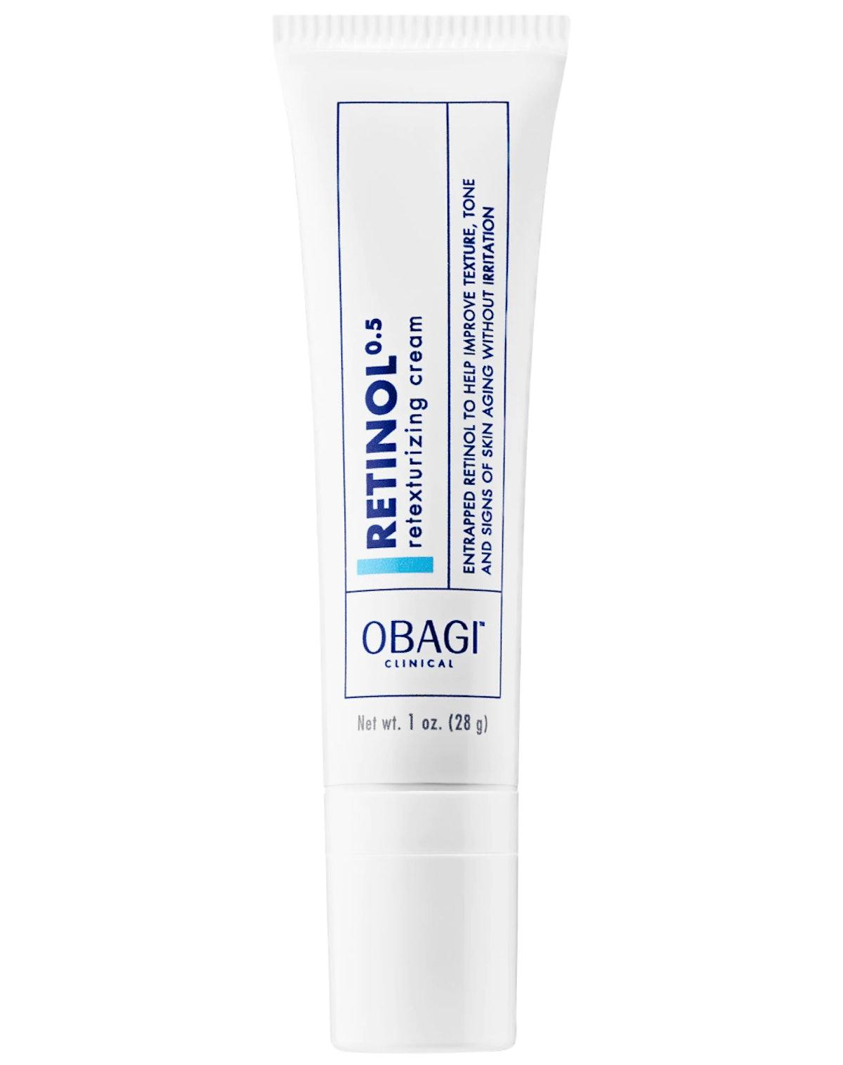 Retinol 0.5 Retexturizing Cream