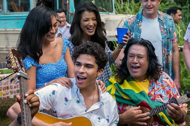 'Finding 'Ohana' is a Netflix original film set in Hawaii.