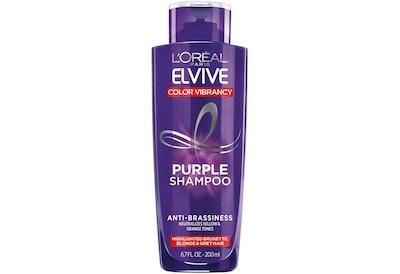 Elvive Purple Shampoo