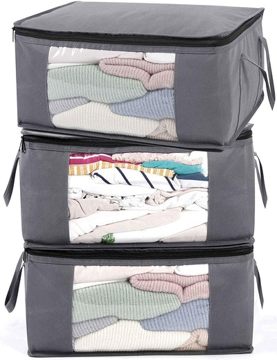 ABO Gear Clothes Storage Bags (3-Pack)