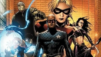 young avengers 5