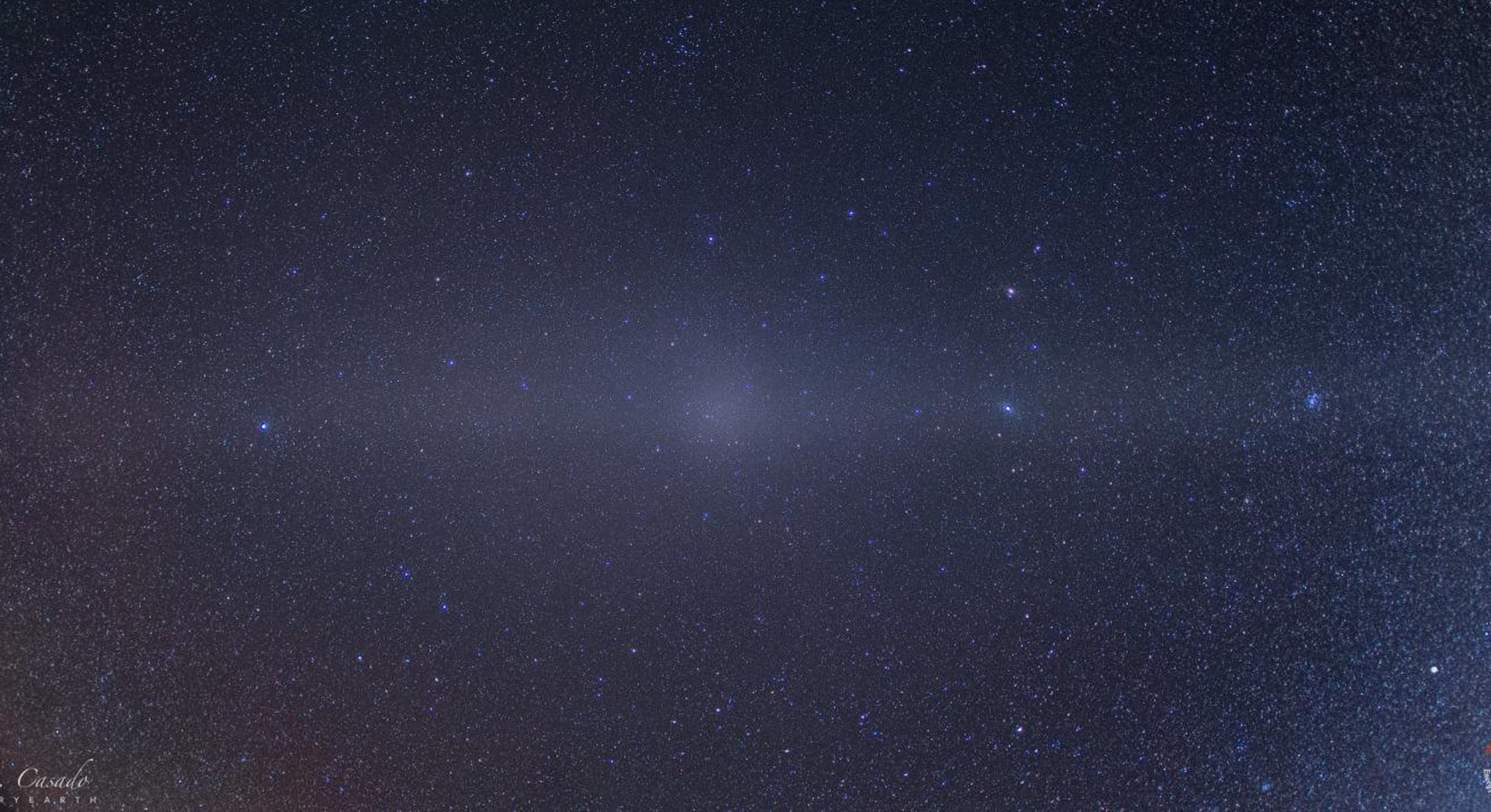 image of the night sky