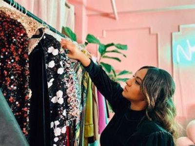 Plus size designer Melissa Mercedes counts Laverne Cox and Nina Parker as fans.
