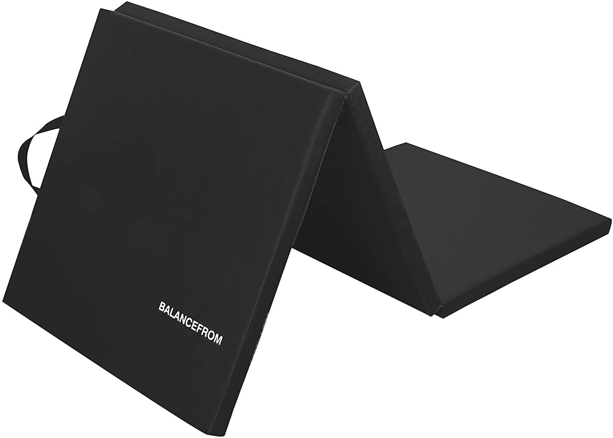 BalanceFrom Tri-Fold Exercise Mat