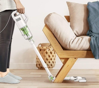 TOPPIN Bendable Corded Stick Vacuum Cleaner