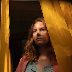 Amy Adams In 'The Woman in the Window,' via the Netflix press site.