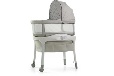 Graco® Sense2Snooze® Bassinet with Cry Detection™ Technology