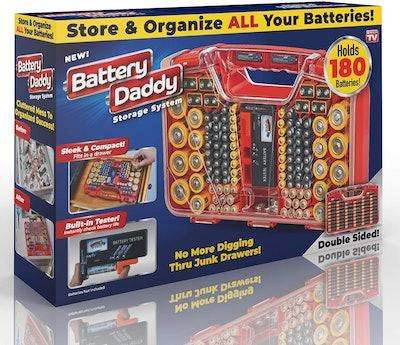 Ontel Battery Storage Case