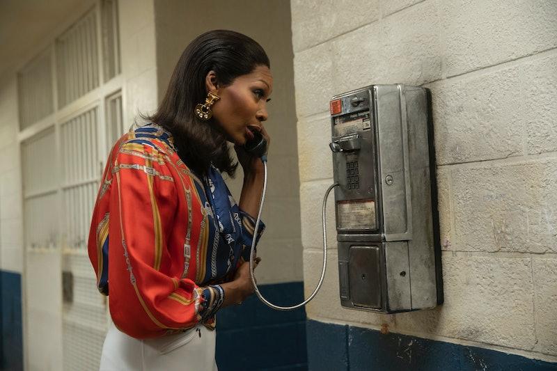 "Dominique Jackson as Elektra in 'Pose' Season 3, Episode 3, ""The Trunk"""