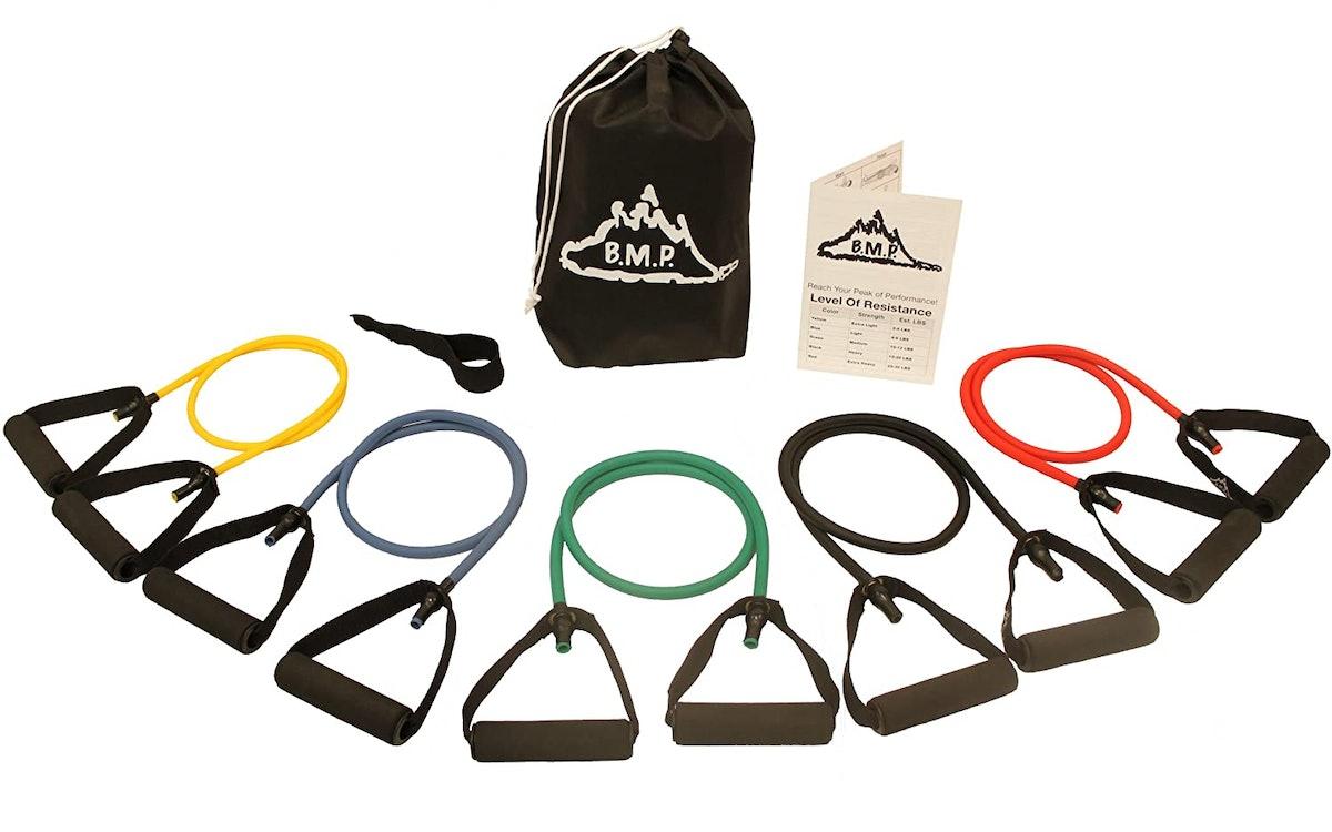 Black Mountain Resistance Band Set (5-Pack)