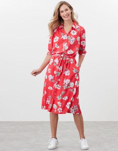 Winslet Long Sleeve Woven Dress