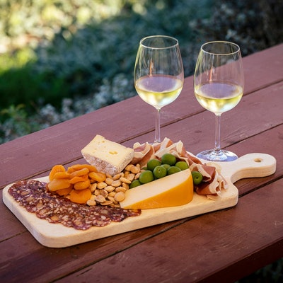 Oakville Grocery Cheese & Charcuterie Pairing For White Wine