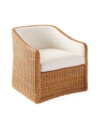 Yarmouth Swivel Chair