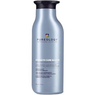 Strength Cure Blonde Purple Shampoo