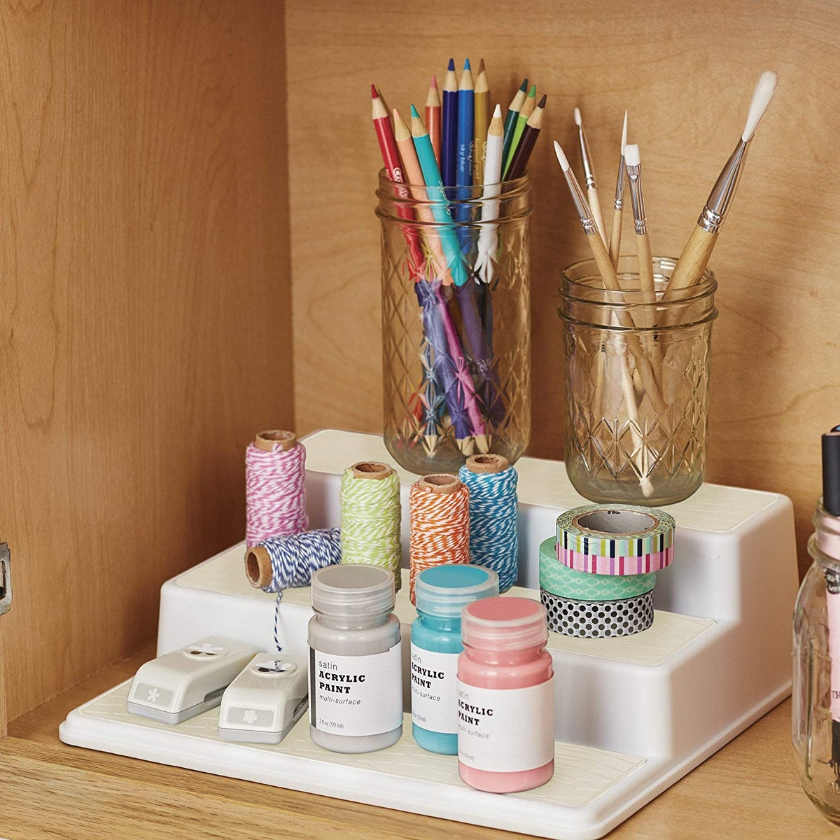 Copco Basics 3-Tier Cabinet Organizer