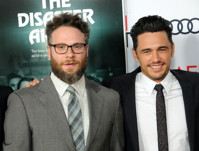 Seth Rogen says he won't work with James Franco anymore following sexual misconduct allegations.
