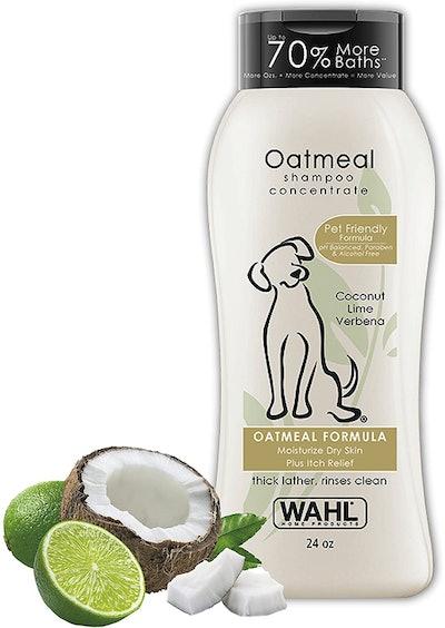 Wahl Dry Skin & Itch Relief Dog Shampoo
