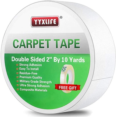 YYXLIFE Double Sided Carpet Tape