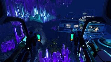 subnautica below zero underwater base