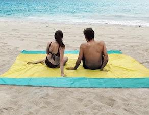 Antetek Beach Blanket