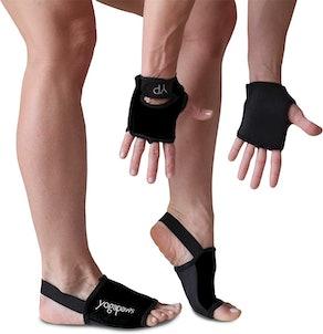 YogaPaws Non Slip Yoga Gloves & Socks