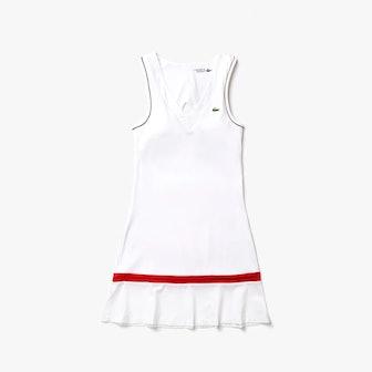 Built-In Bra Stretch Tennis Dress