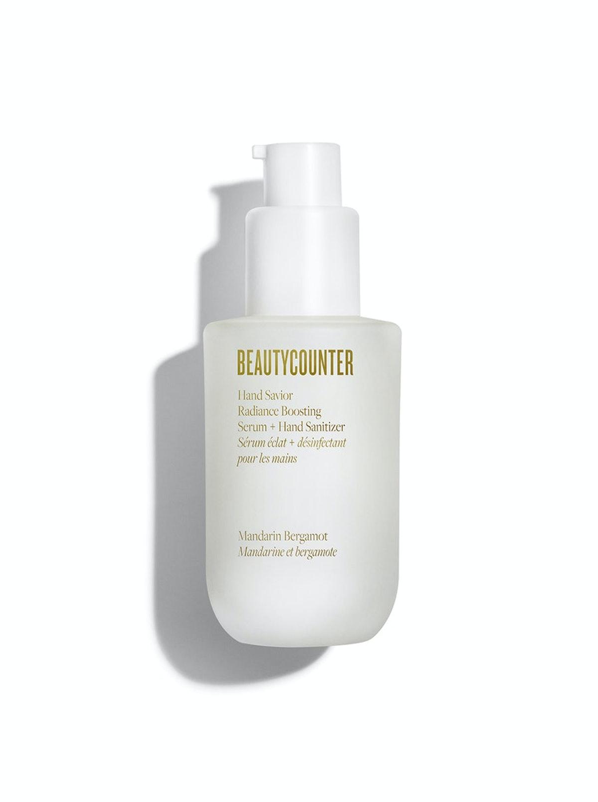 Hand Savior Radiance Boosting Serum + Hand Sanitizer